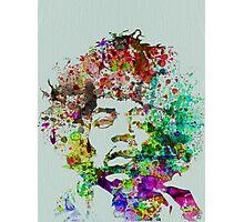 Jimmy Hendrix Photographic Print