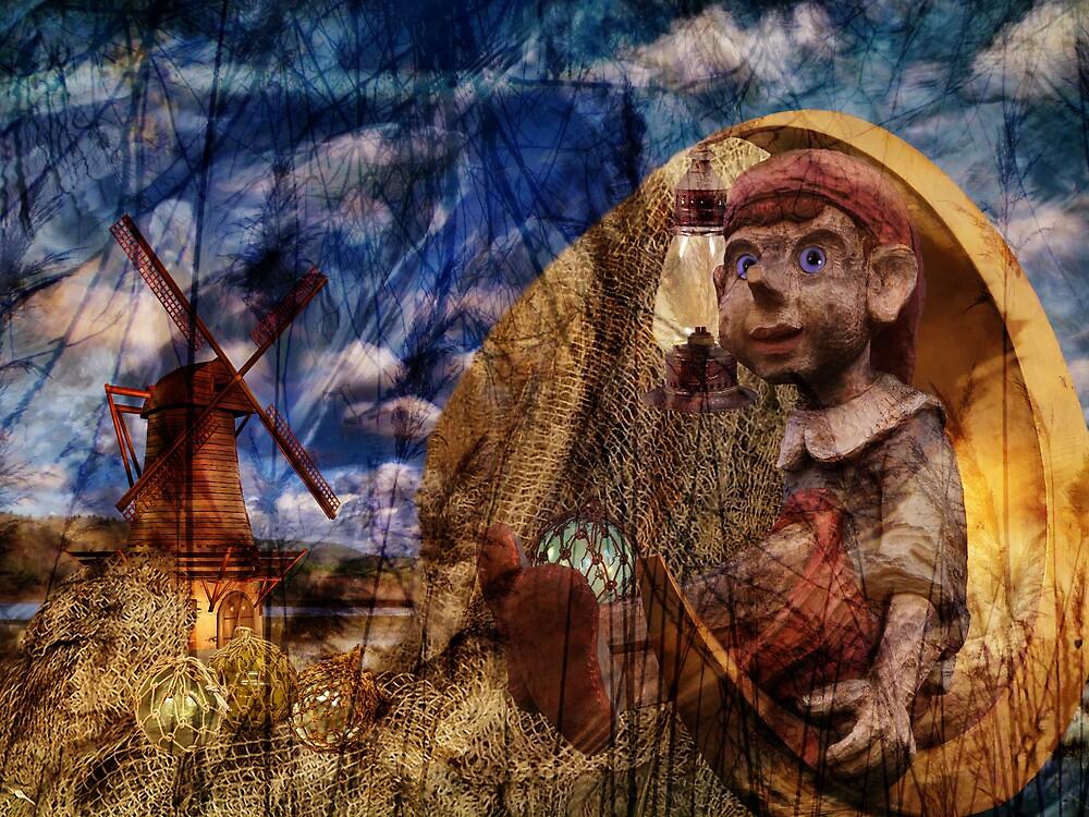 Dream Weaving by Pamela Phelps