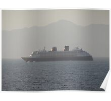 The Cruise is leaving - El Crucero se va Poster