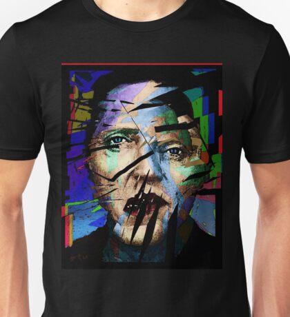Christopher Walken. Cracked Actor. Unisex T-Shirt