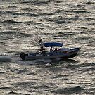 Coming back from Fishing - Regresando de la Pesca by PtoVallartaMex