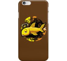 OG Fish - Abstract 4 Color iPhone Case/Skin