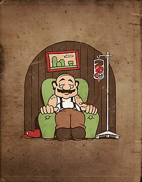 Memories of the Mushroom Kingdom by powerpig