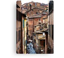 Siena, Italy Canvas Print