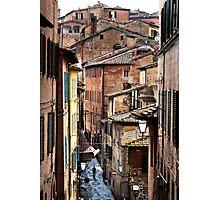 Siena, Italy Photographic Print