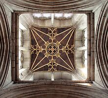 St Laurence's Church Ludlow by Victoria Kidgell