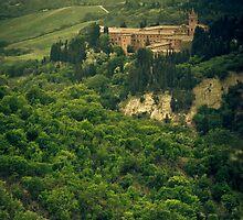 Monastery by Henrietta Hassinen