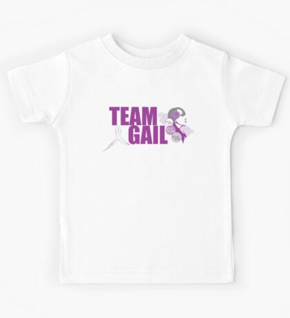 TeamGail: Faith.Hope.Life Kids Tee