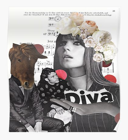 Diva-ttitude Poster