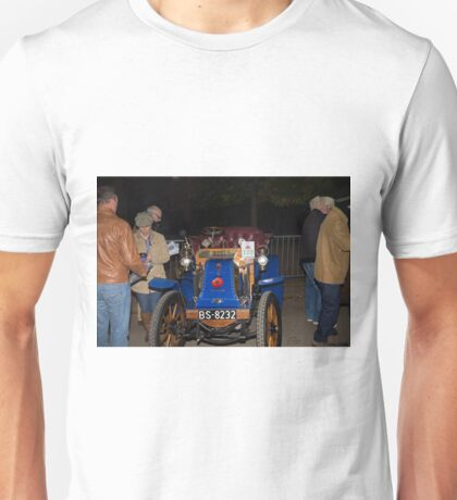 London to Brighton Veteran car run 2015 Unisex T-Shirt