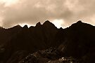 Cuillin Skyline, Isle of Skye, Scotland by ScotLandscapes