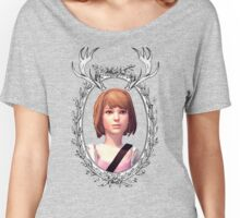 Max Portrait (Transparent) - Life is Strange Women's Relaxed Fit T-Shirt