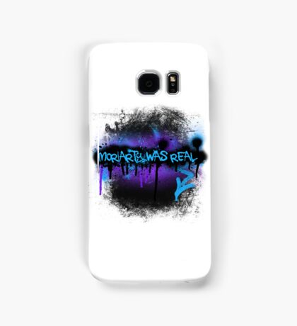 Moriarty was real (dusk) Samsung Galaxy Case/Skin