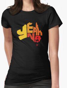 Yeah Nah (Australia) Womens Fitted T-Shirt