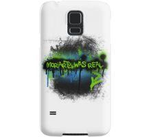 Moriarty was real (electric) Samsung Galaxy Case/Skin
