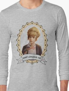 Kate Portrait (Transparent) - Life is Strange Long Sleeve T-Shirt