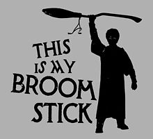 This is my broomstick by boggsnicolas