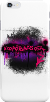 Moriarty was real (berry) by rhaneysaurus