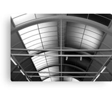 Roofspace Canvas Print