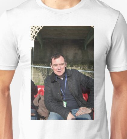 Actor Andrew Lancel in Brighton Unisex T-Shirt