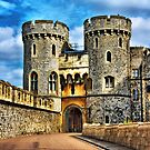 Windsor Castle by wendywoo1972