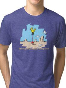 Brave Betty Tri-blend T-Shirt