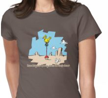 Brave Betty Womens Fitted T-Shirt