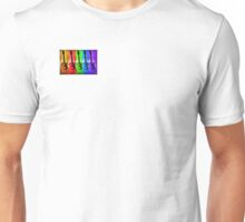 Bright guitars Unisex T-Shirt