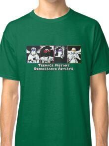 Teenage Mutant Renaissance Artists Classic T-Shirt