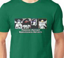 Teenage Mutant Renaissance Artists Unisex T-Shirt