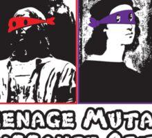 Teenage Mutant Renaissance Artists Sticker
