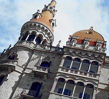 I Love Barcelona 2 by Diana  Kaiani