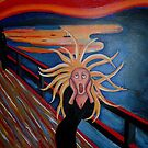 The Scream by Anni Morris