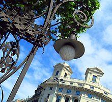 I Love Barcelona 6 by Diana  Kaiani