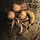 Ya pears & banana by andreisky