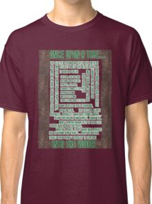Into The Woods! Classic T-Shirt