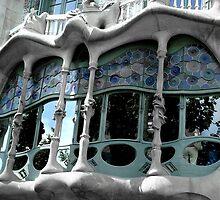 I Love Barcelona 15 by Diana  Kaiani