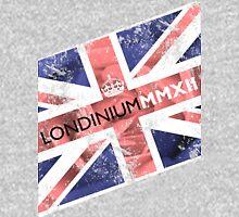 London 2012 - Londinium MMXII Union Jack Rose T-Shirt
