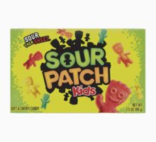 Sour Patch Kids candy package front One Piece - Long Sleeve