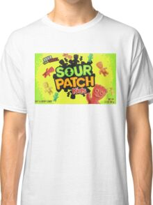 Sour Patch Kids candy package front Classic T-Shirt