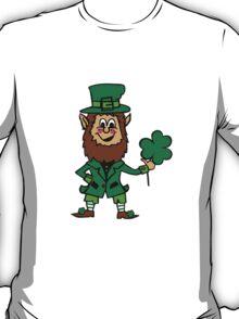 Leprechaun St. Patricks Day T-Shirt
