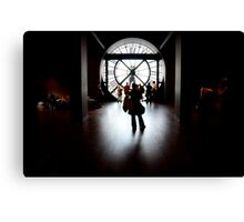 In Sweet Time Canvas Print