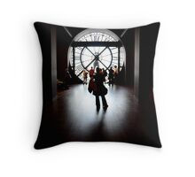In Sweet Time Throw Pillow
