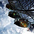 The London Eye by GIStudio