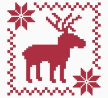 Norwegian reindeer by Designzz