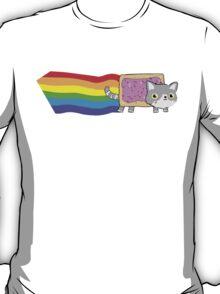 nyan cat look T-Shirt