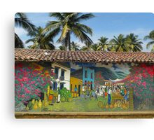 Mural...... Canvas Print