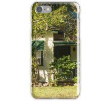 vanilla pistachio iPhone Case/Skin