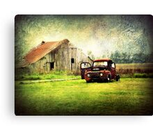 Classic Country Canvas Print