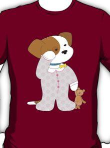 Cute Puppy Pajamas T-Shirt